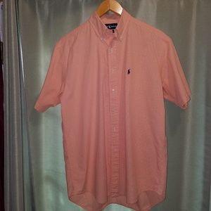 Ralph Lauren Gingham Blake Shirt
